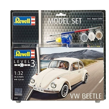 Revell Revell Model Set VW Beetle Renkli